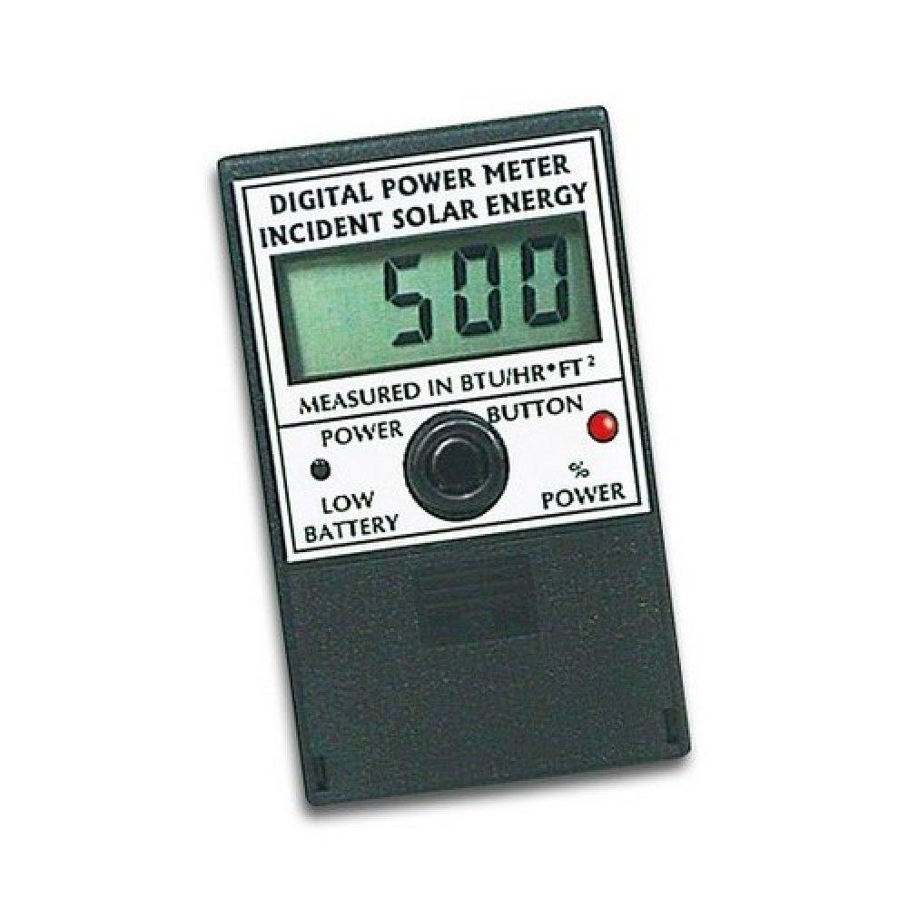 Детектор для измерения солнечной энергии