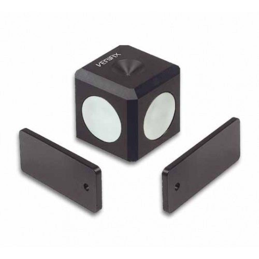 Магнитный куб с двумя пластинами