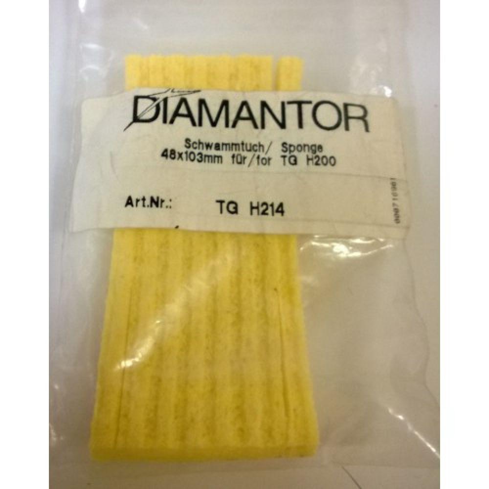 Сменные губки для алмазной пилы «DIAMANTOR»