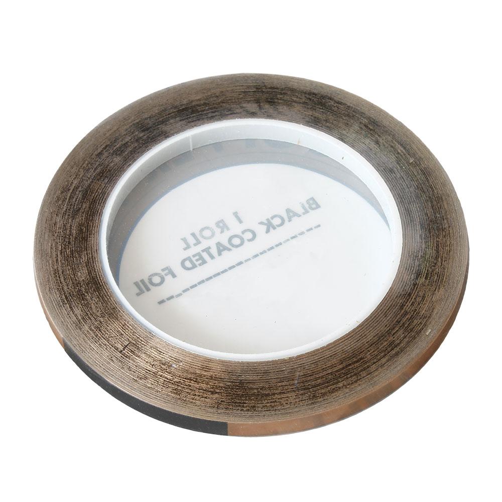 """Фольга """"Edco"""" с медным клейким слоем (шир. 4,4 мм, длина 33 м)"""