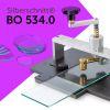 BO 534.0 Циркуль для резки повторяющихся окружностей D 20-185 мм