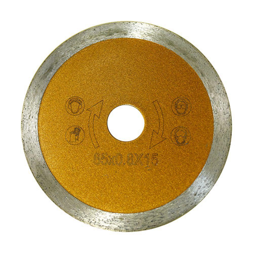 Алмазный режущий отрезной диск по стеклу и керамике для makita