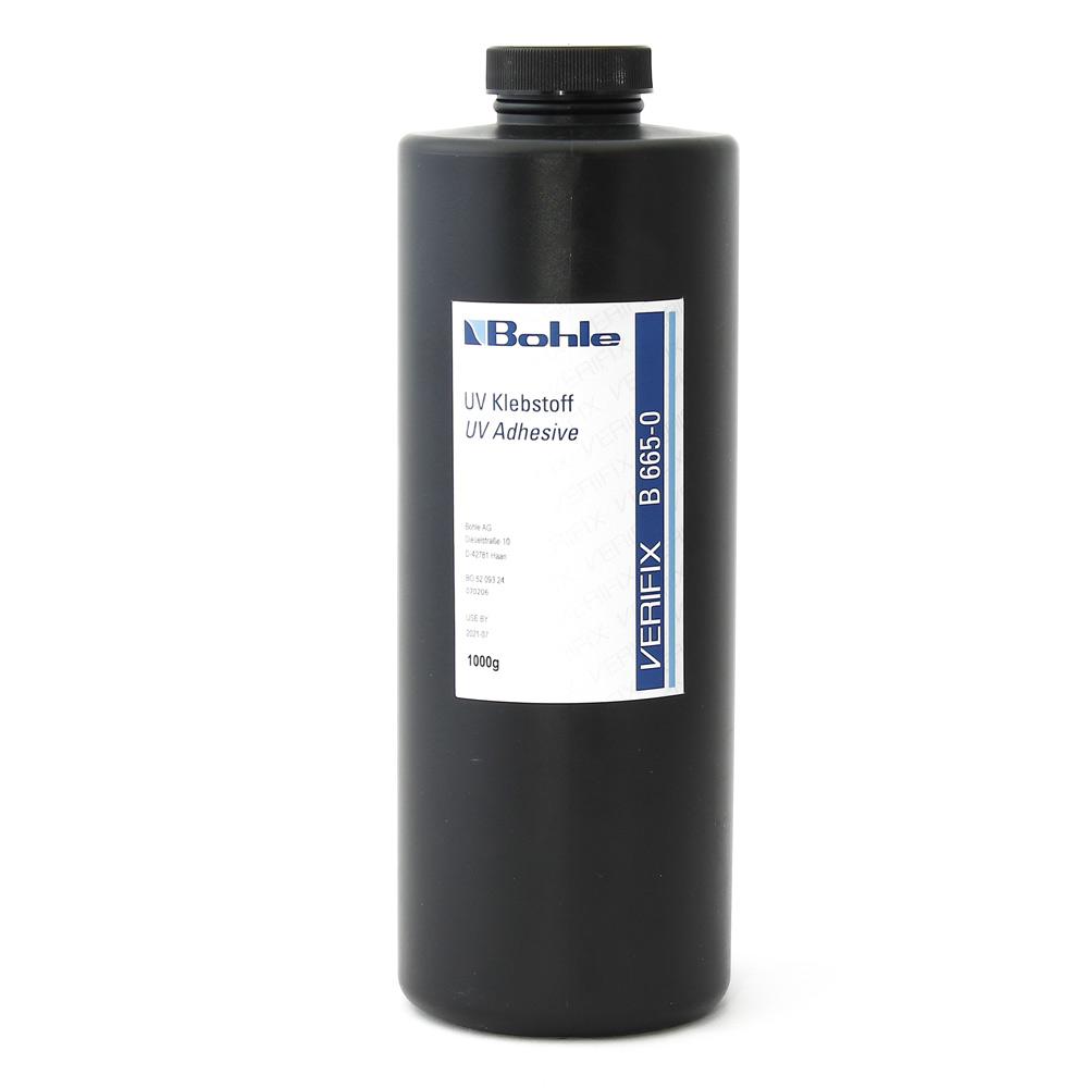 """Клей УФ """"Verifix"""" B-665-0 (стекло-стекло, 1 литр)"""