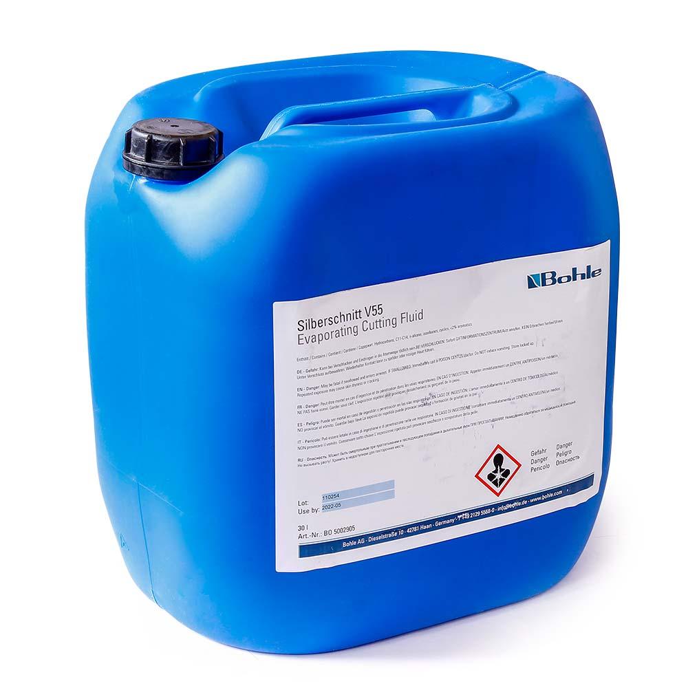 Жидкость Silbershnitt V55 для автоматизированной резки стекла до 10мм