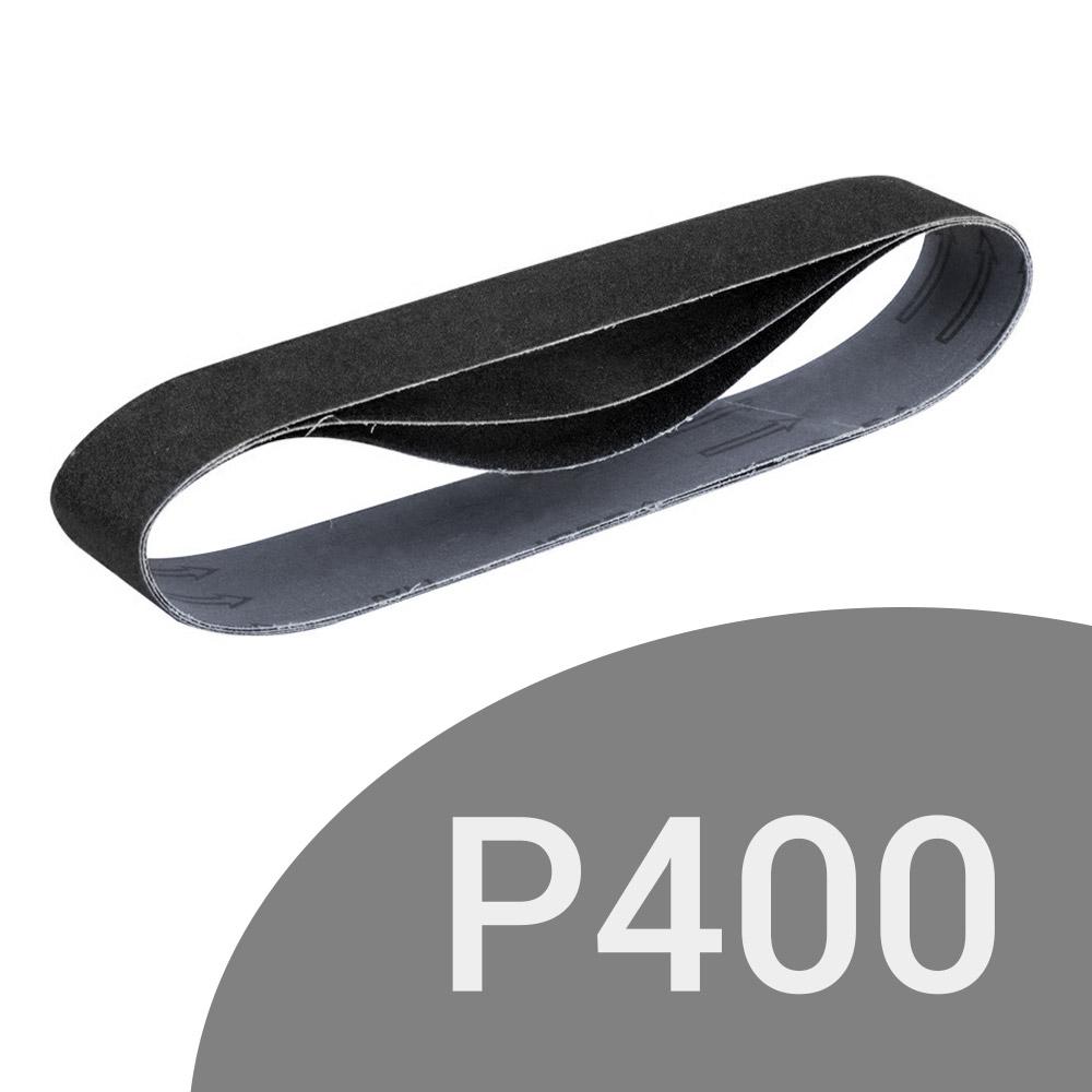 Шлифовальная лента для машины 9031 (30 х 533 мм, зерно 400)