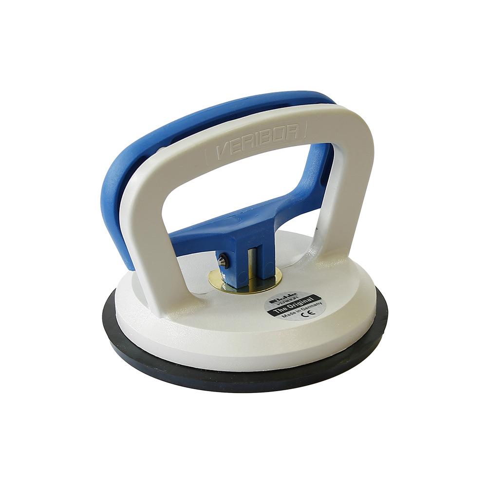 Присоска одинарная, пластик, грузоподъемность до 25кг BO 600.1G