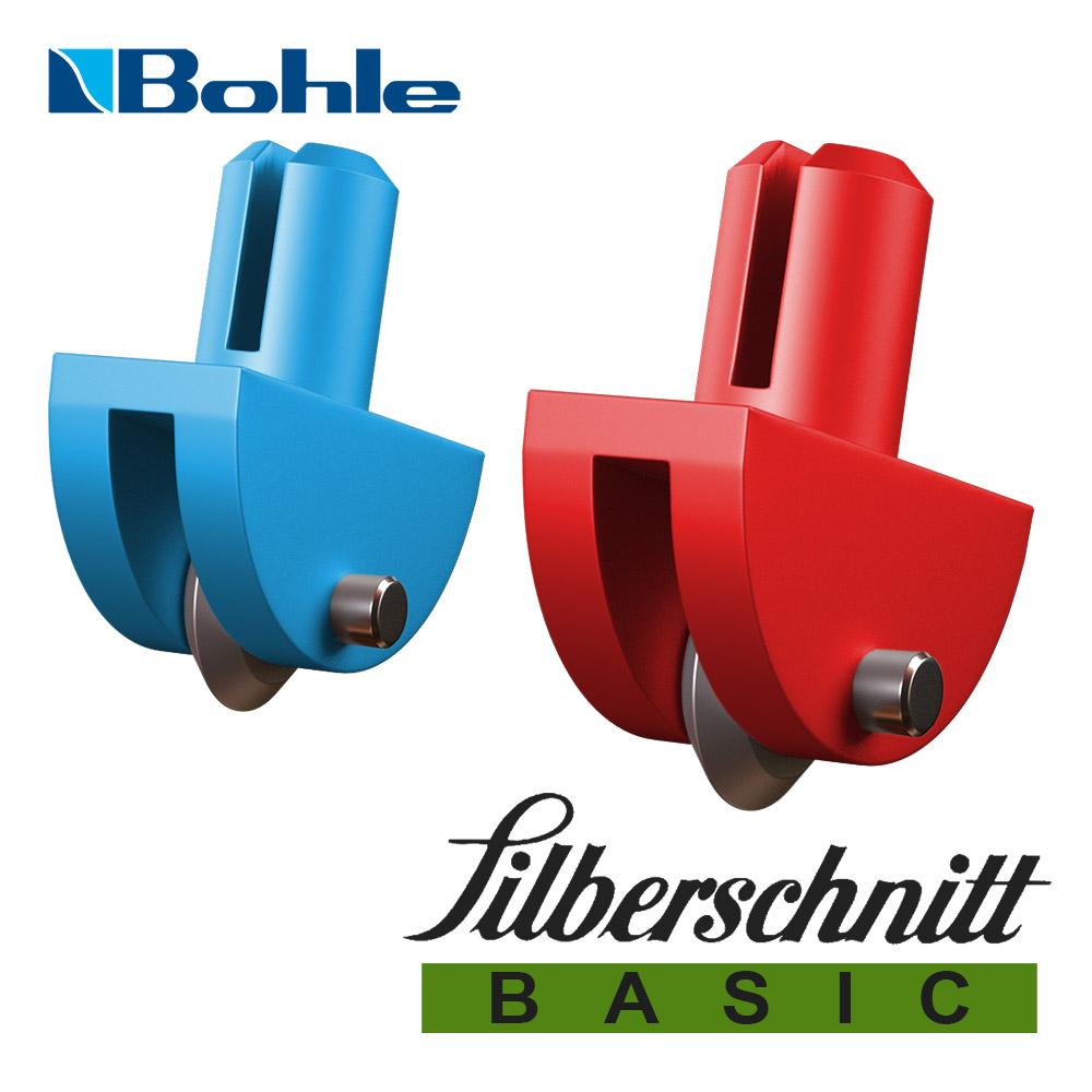 Пластиковый держатель с роликом BO 417 Basic