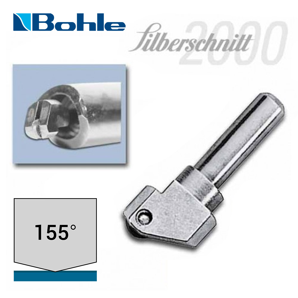 Сменная режущая головка «Silberschnitt» 2000 (155°, 6 - 12 мм)
