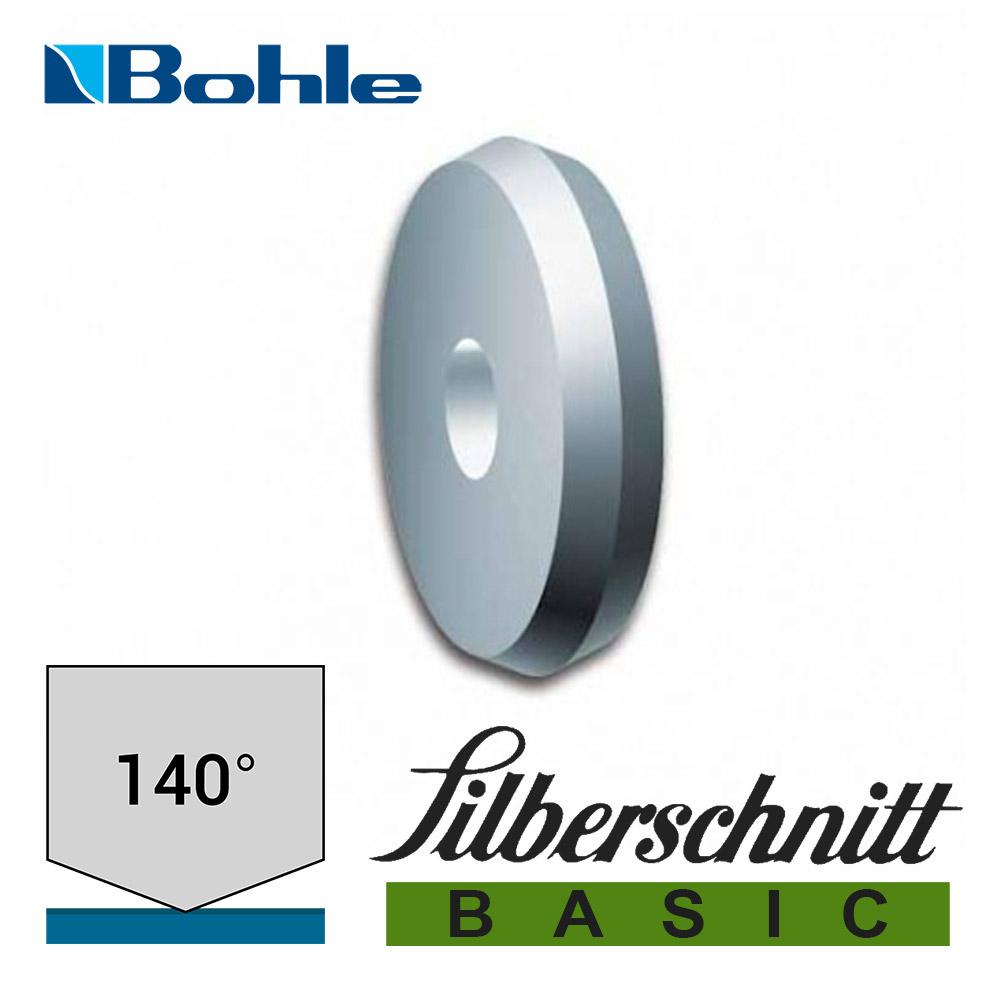 Ролик <Silberschnitt> для автоматизированных столов резки, карбид вольфрама <Basic> (5.0 х 1.0 х 1.3 мм, 140°)