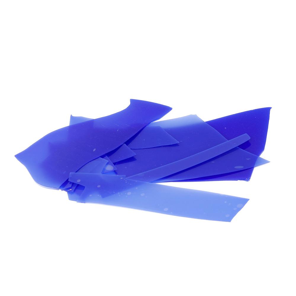 Конфетти стеклянные Кобальт Голубой Опал (Cobalt blue)