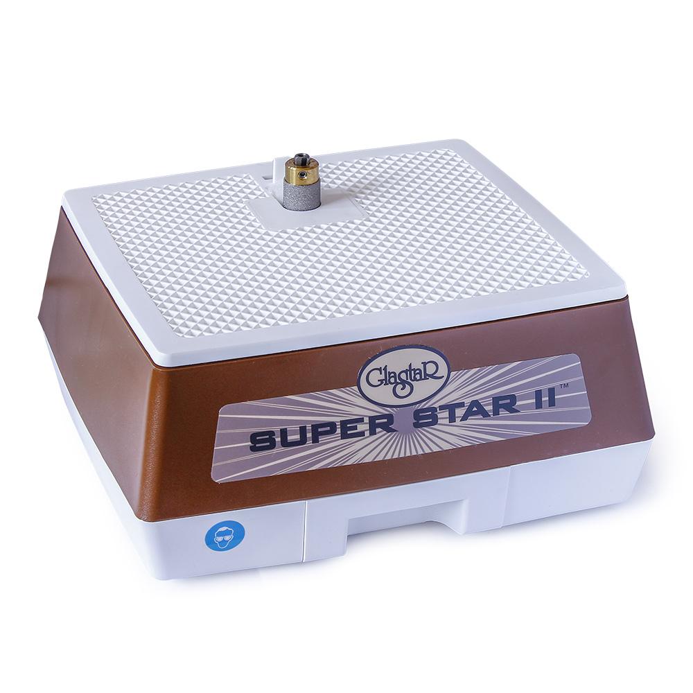 """Шлифовальная машинка """"Glastar Super Star II G121"""" для обработки художественного стекла."""